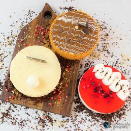 צילום עוגות