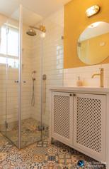 צילום חדר אמבטיה מעוצב