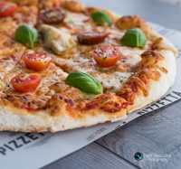 צילום קולינרי, פיצה