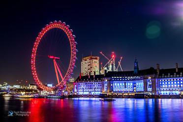 London Eye My Way