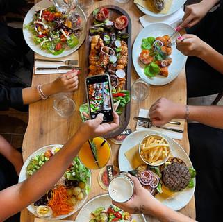 צילום אוכל ואווירה למסעדה חדשה