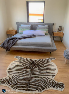 צילום מיטה מעוצבת