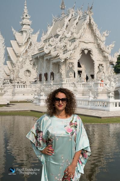 מקדש לבן, תאילנד, צילום פזית אסולין