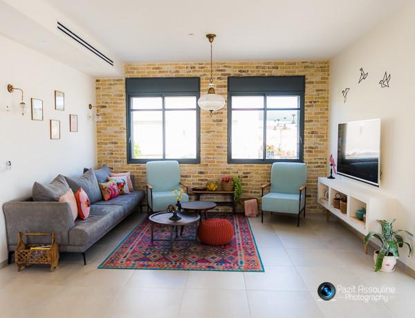 עיצוב בית בקיבוץ, צילום אדריכלי פזית אסולין