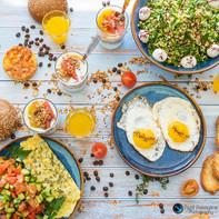 צילום ארוחת בוקר