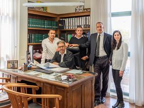 צילום תדמית במשרד עורכי דין