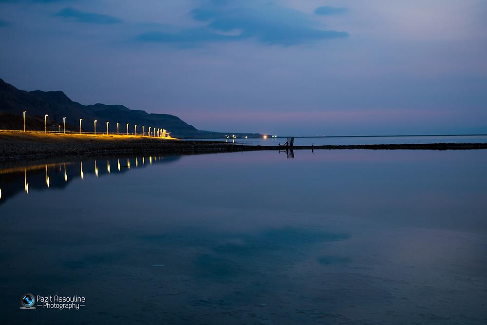 זריחה בים המלח, צילום פזית אסולין