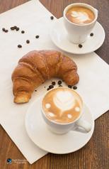 צילום תפריט לבית קפה