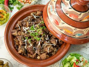 צילום תפריט למסעדה מרוקאית