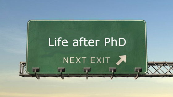 Why and how to stay in research after your PhD?!
