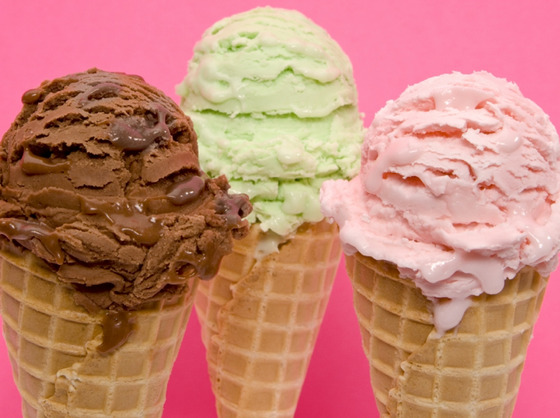 New ICECReam Flavours!