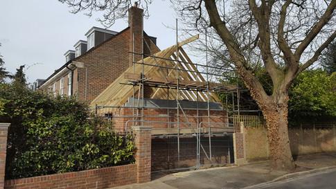 Parkside-Wimbledon-Merton-build-new-side