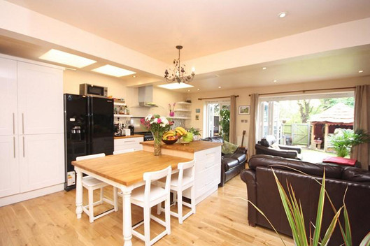 Surbiton-Surrey-after-extension-kitchen-