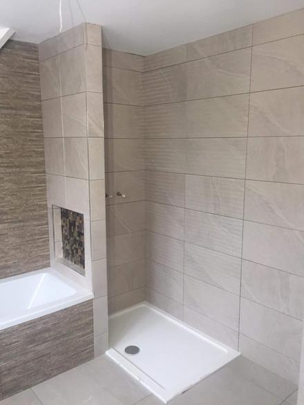 Chessington-Surrey-build-bathroom-family