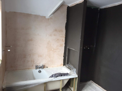 Chessington-Surrey-build-bathroom-family