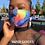 Thumbnail: Face Mask + Matching Art Print - Vapor Gawdess