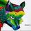 Thumbnail: Adjustable Face Mask - Foxy
