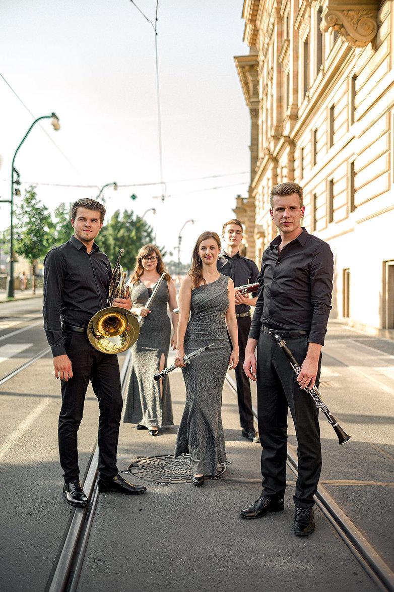 Alinde Quintet photo 7