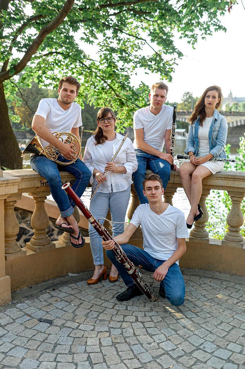 Alinde Quintet photo 6