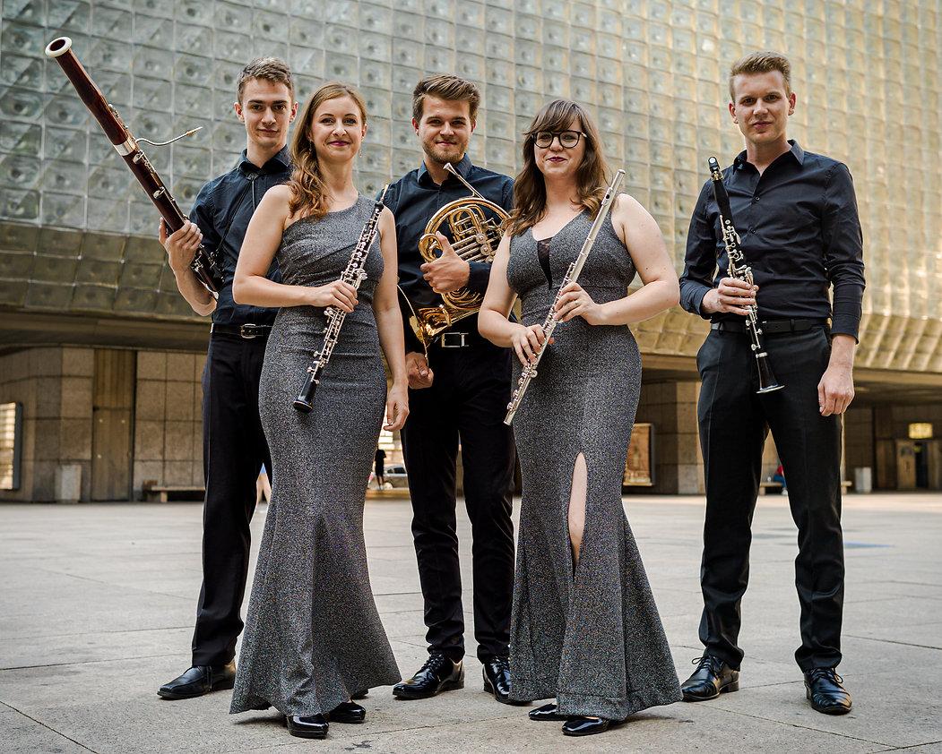Alinde Quintet fotografie 1