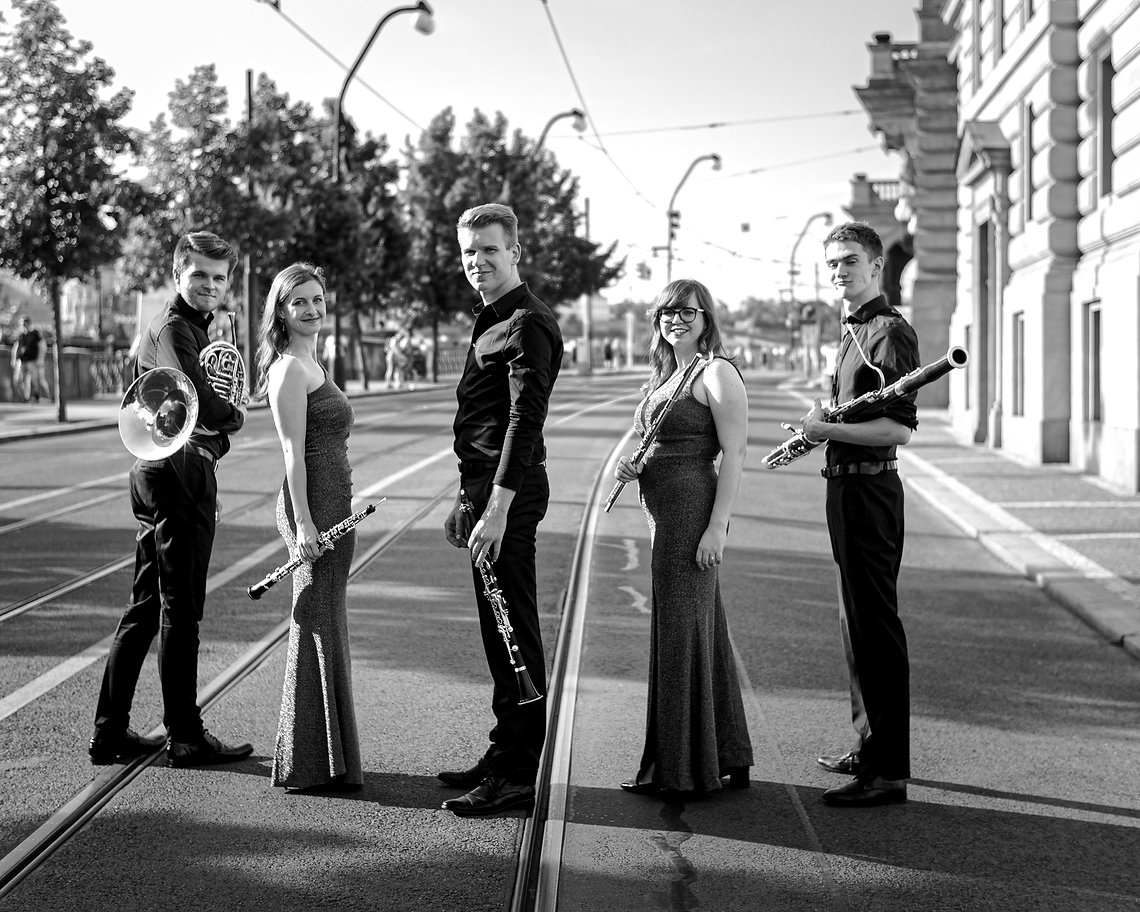 Alinde Quintet photo2