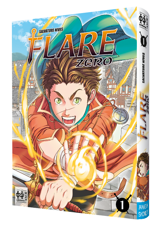 FLARE ZERO T01 - Version Draco