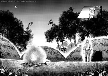 RASETSU : Primal Hunt T.01