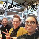 Salon du livre de COLMAR - novembre 2019