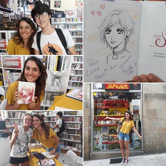 Rossella Sergi à Nantes