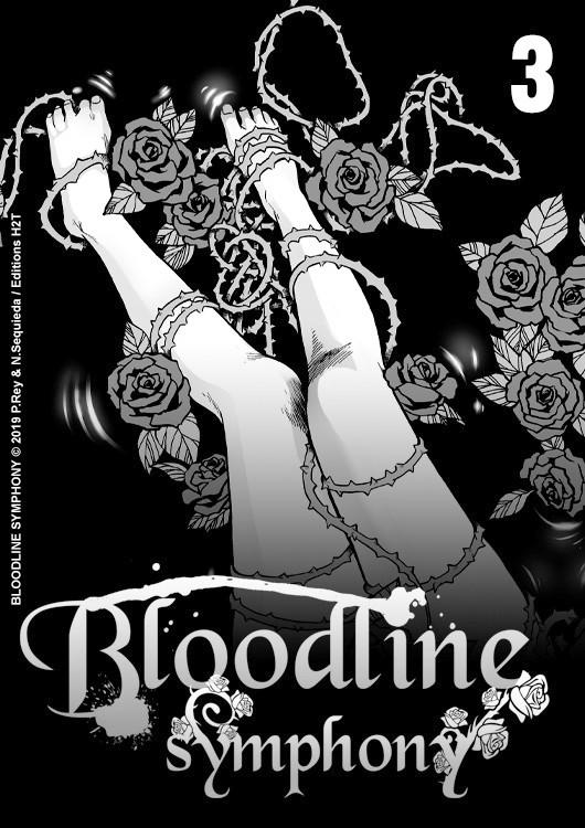 Bloodline Symphony - chapitre 3 - Editions H2T