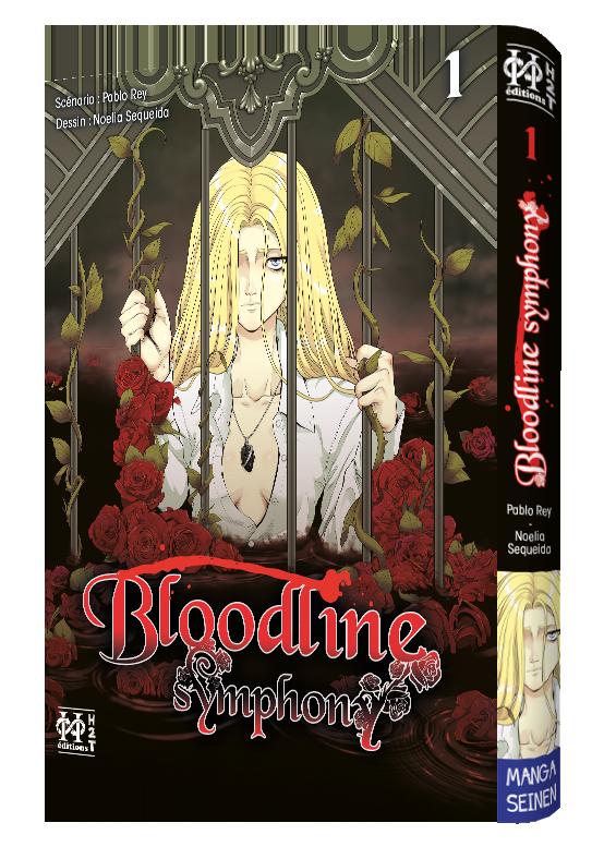 Bloodline Symphony T.01