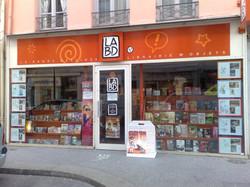 Librairie La BD - LYON