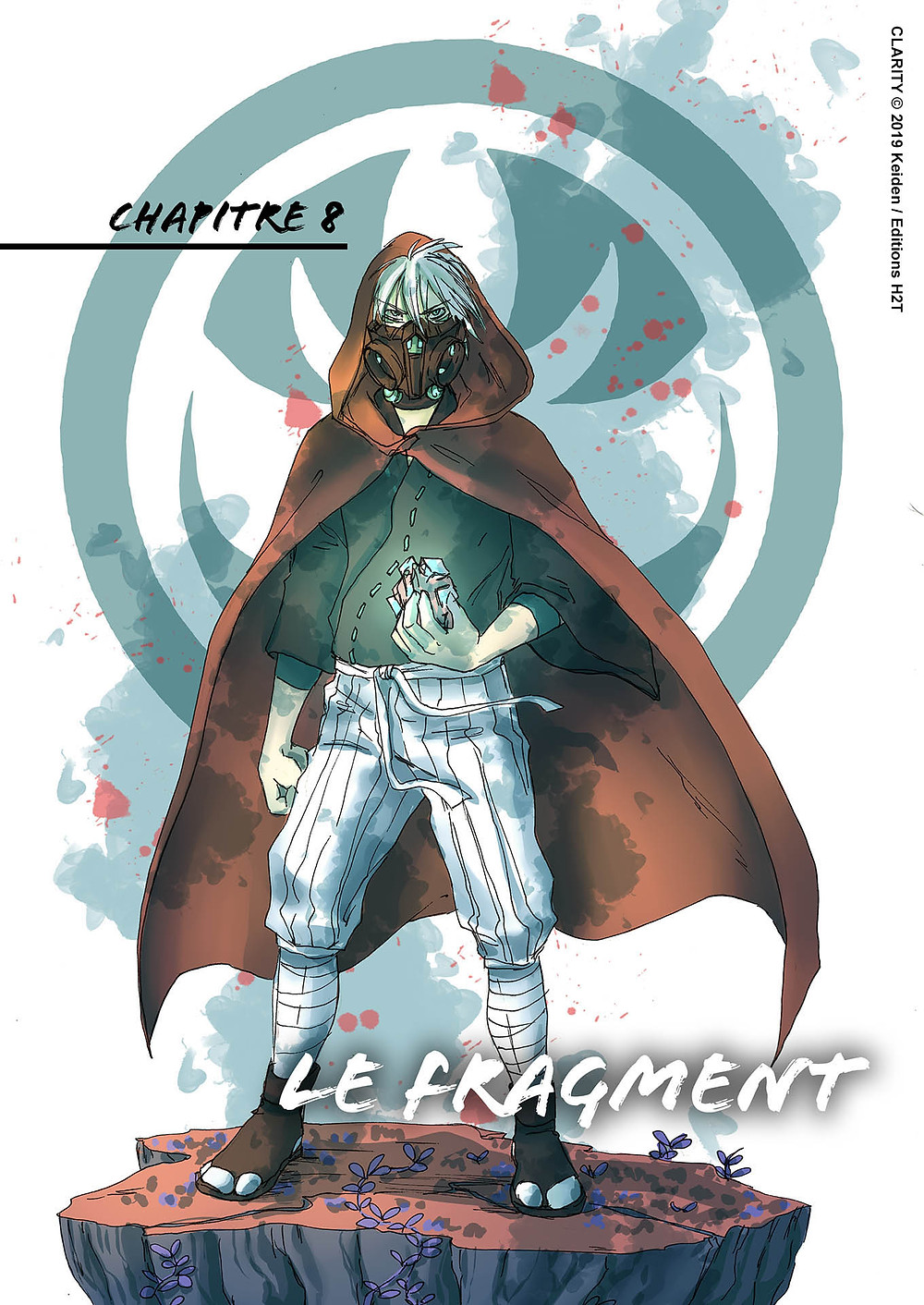 CLARITY - chapitre 8 - Editions H2T