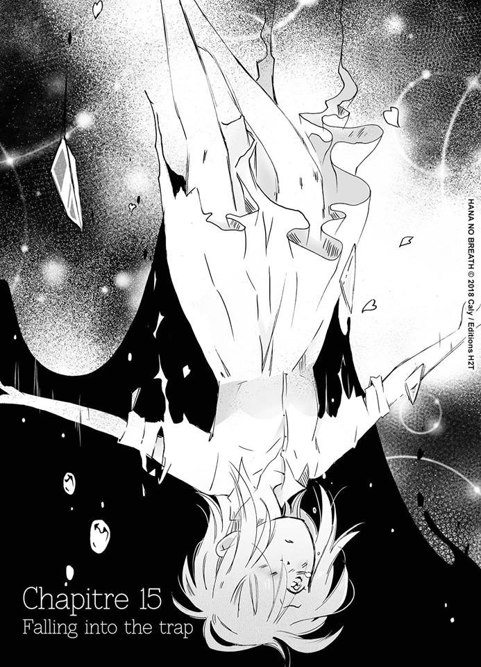 Hana No Breath - chapitre 15 - CALY / EDITIONS H2T