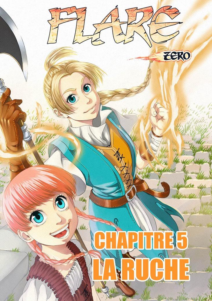 Flare Zero - Salvatore Nives - Editions H2T - chapitre 5