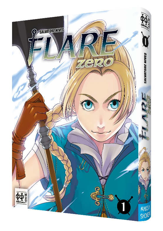 FLARE ZERO T01 - Version Aurora