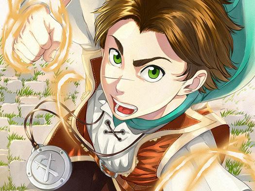 FLARE ZERO - Manga Shonen