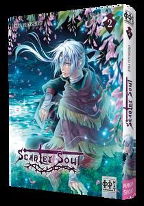 Scarlet soul T.02 un shojo fantasy de Kira Yukishiro aux Editions H2T.