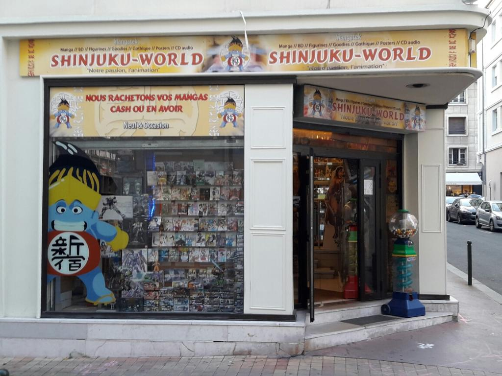 Shinjuku World - Orleans