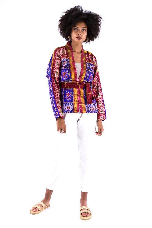 Madhu Silk Kimono #3