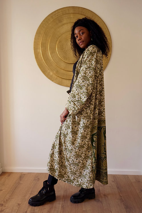 Babou Reversible Kimono #1