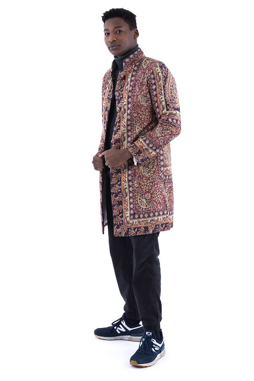 Jodhpur Pashmina Coat #1