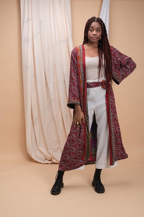 Babou Reversible Kimono #3