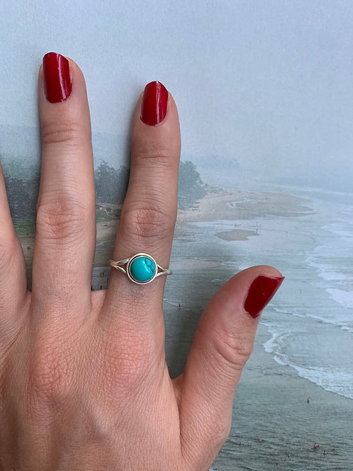 Turquoise Ring Small #4