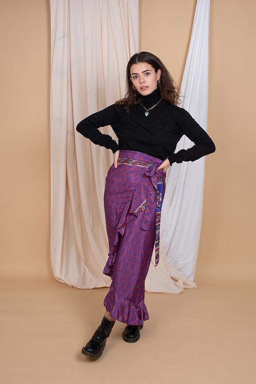 Laura Wrap-Skirt #5