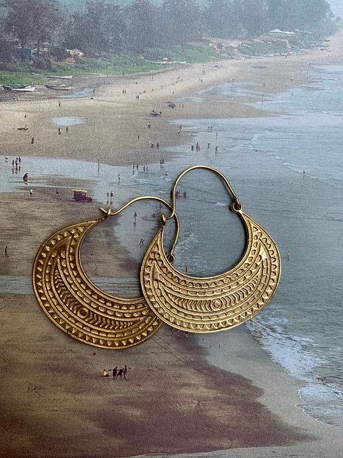 Daphu Earrings