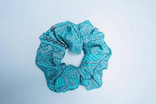 Silk Scrunchy #14