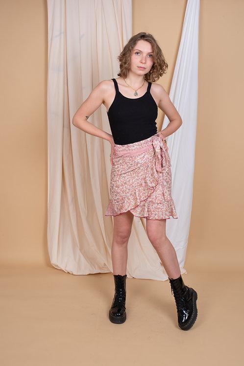 Inès Wrap-Skirt #9