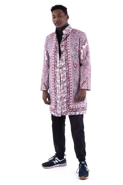 Jodhpur Pashmina Coat #9