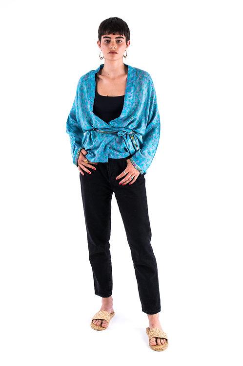 Madhu Silk Kimono #9